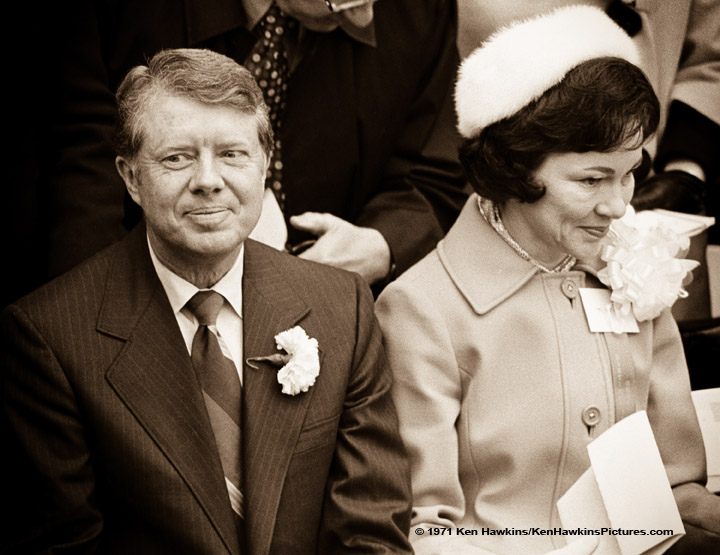 Happy 74th Anniversary Jimmy and Rosalynn Carter!